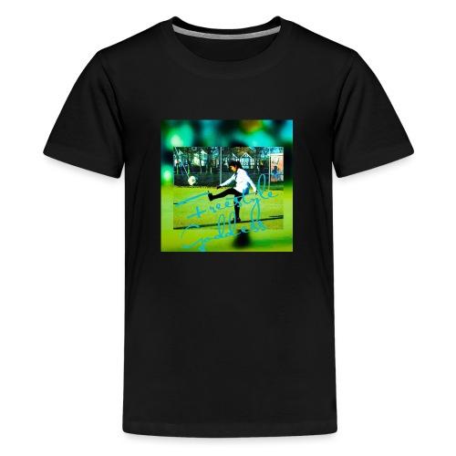 Freestyle Goddess Original - Teenage Premium T-Shirt