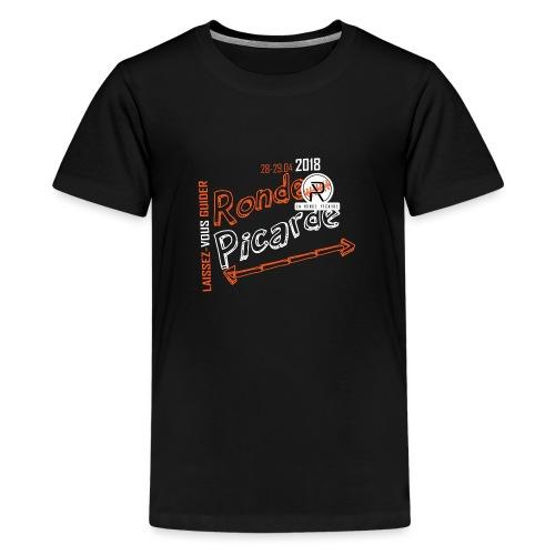 Designs RP18 2 - T-shirt Premium Ado