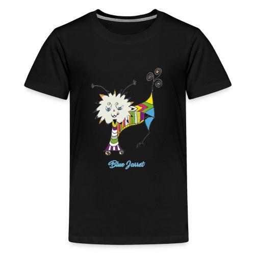 Blue Jarret - T-shirt Premium Ado