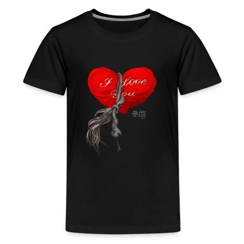 Heart - Koszulka młodzieżowa Premium