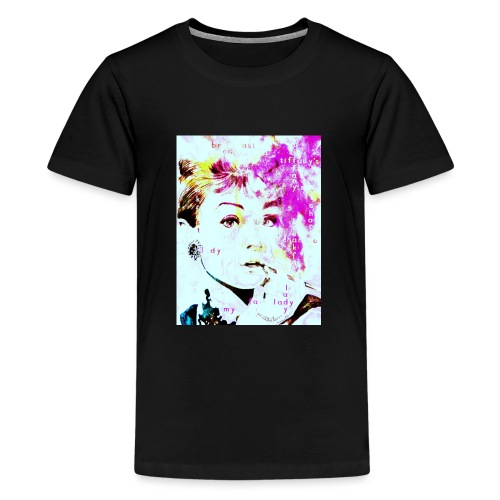 Audrey - Teenager Premium T-Shirt