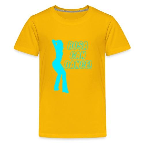 rosacandance - Teenage Premium T-Shirt