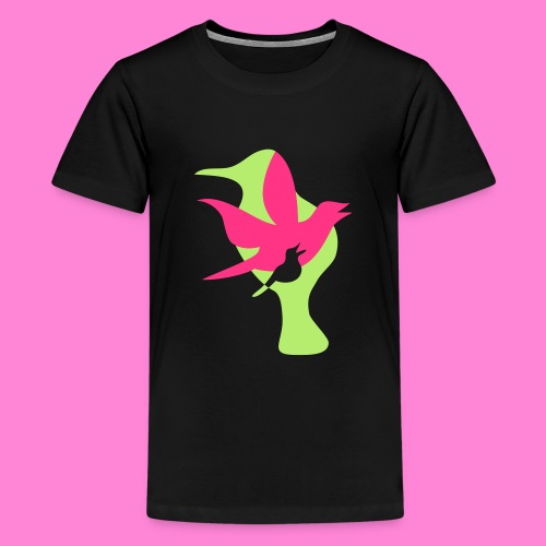 birds - Teenager Premium T-shirt