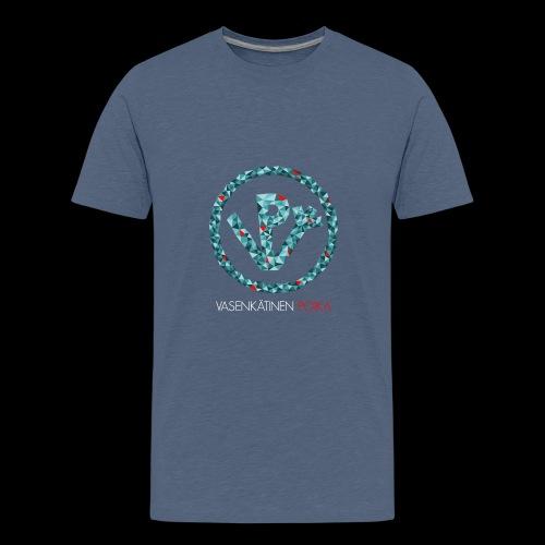 VP Mosaiikki - Teinien premium t-paita