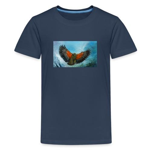123supersurge - Teenage Premium T-Shirt