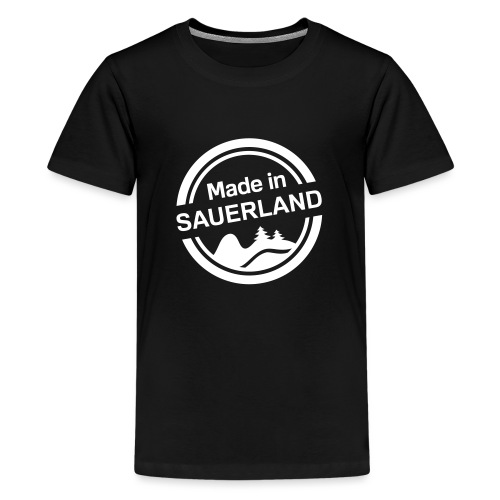 Sauerland-Made - Teenager Premium T-Shirt