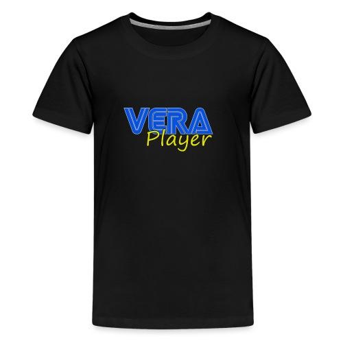 Vera player shop - Camiseta premium adolescente