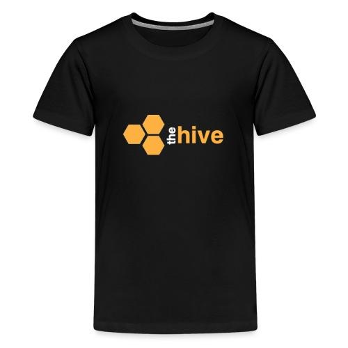 The Hive - Premium T-skjorte for tenåringer