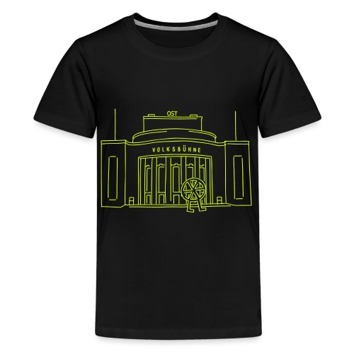 Volksbühne Berlin - Teenager Premium T-Shirt