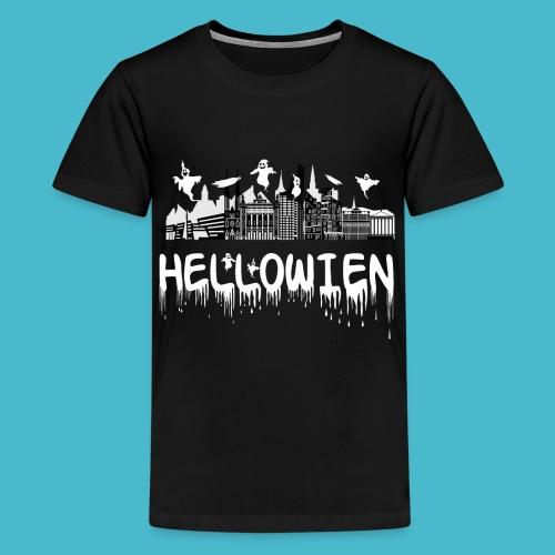 Helloween - Hellowien - Hello Wien - Teenager Premium T-Shirt