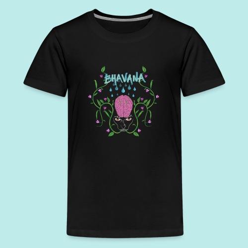 BHAVANA, el cultivo de la mente - Camiseta premium adolescente