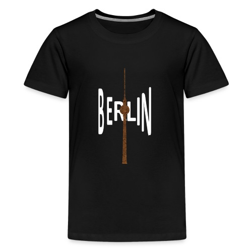 Berlinbrot2 - Teenager Premium T-Shirt