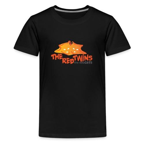 TRT Logo - Maglietta Premium per ragazzi