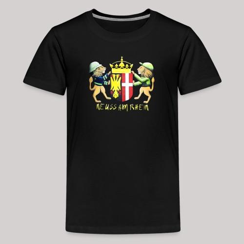 Neuss am Rhein - Teenager Premium T-Shirt