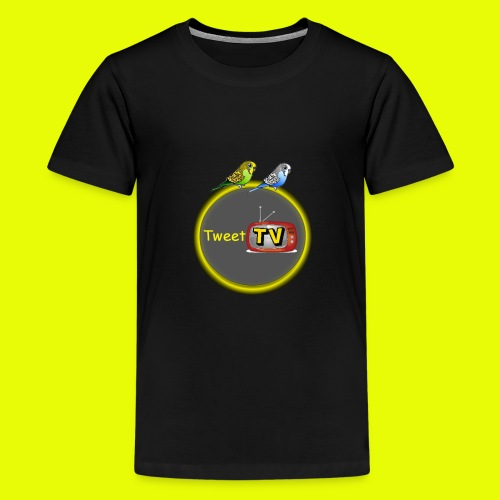 logo teew trand 1 png - Teenager Premium T-shirt