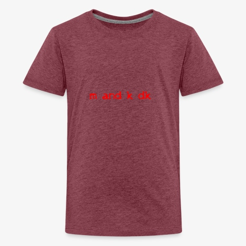 sog s1t l 1 - Teenager premium T-shirt