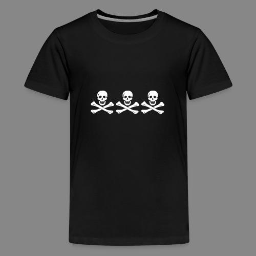 Christopher Condent Flag - T-shirt Premium Ado