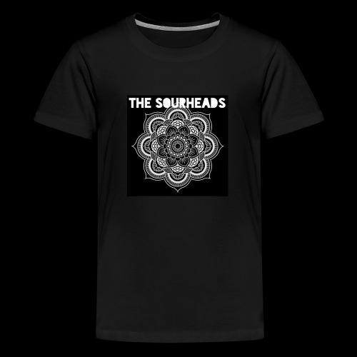 The Sourheads Mandala - Teenage Premium T-Shirt