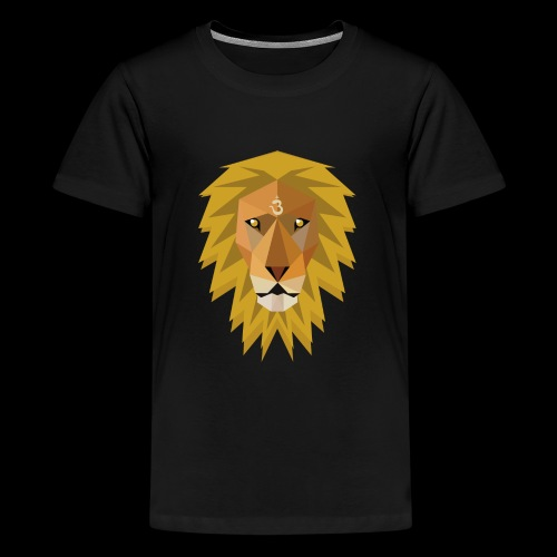 Spirit Lion case - Teenager Premium T-shirt