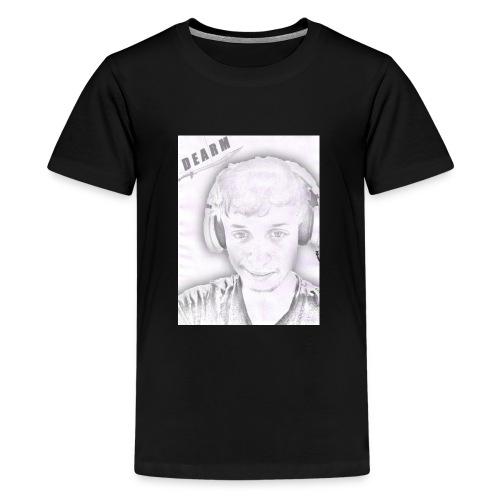 WIEK jpg - Teenage Premium T-Shirt