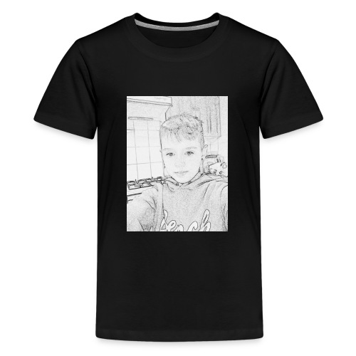 Jack Tomo in stock things - Teenage Premium T-Shirt