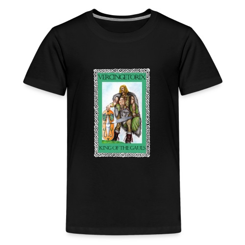 Vercingetorix - Teenage Premium T-Shirt