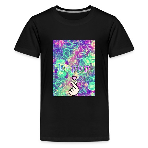 K-pop - Teenager Premium T-shirt