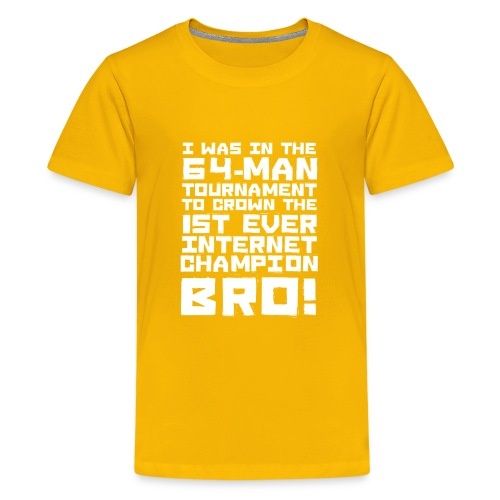 internetchamp - Teenage Premium T-Shirt