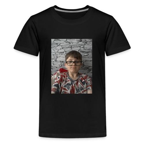 IMG 20180826 111643 - Teenage Premium T-Shirt