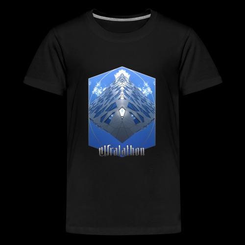 Savage Skies VIII - Teinien premium t-paita