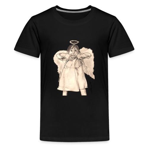 Frecher Engel - Teenager Premium T-Shirt
