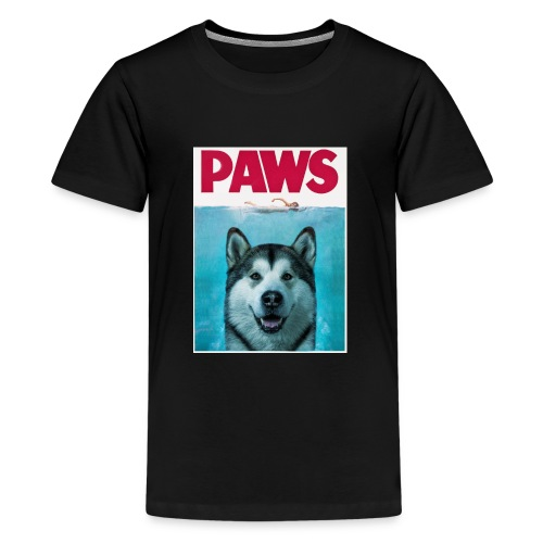 paws 2 - Teenage Premium T-Shirt