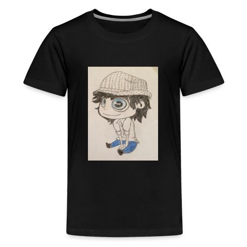 la vida es bella - Camiseta premium adolescente
