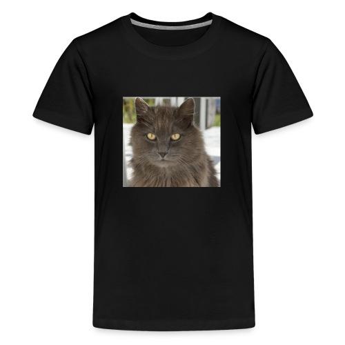 Kater Bärli - Teenager Premium T-Shirt