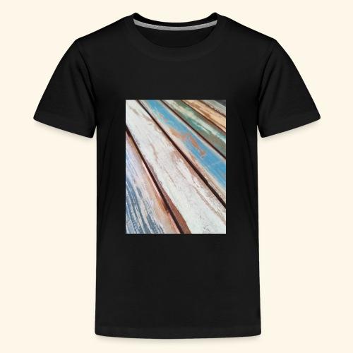 Spanish table Mesa Española - Camiseta premium adolescente
