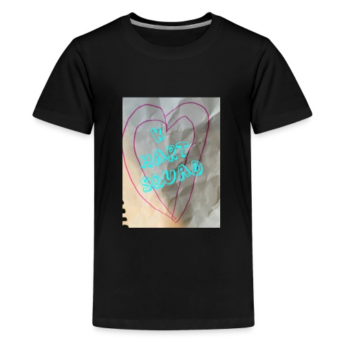 K hart squad - Teenage Premium T-Shirt