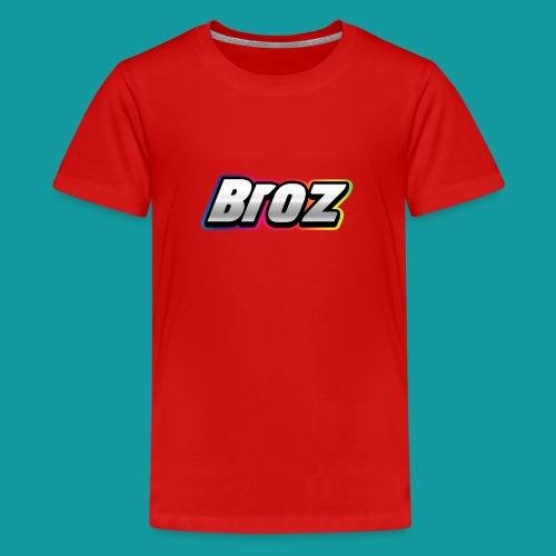 Broz - Teenager Premium T-shirt