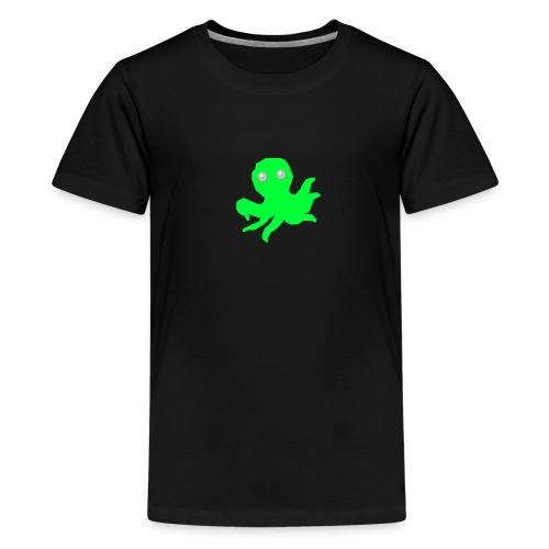 Capeios Logo - Premium-T-shirt tonåring