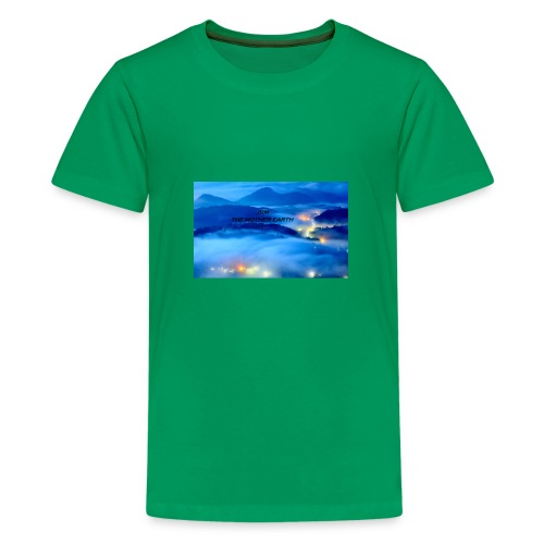 the mother earth collection 2017 - T-shirt Premium Ado