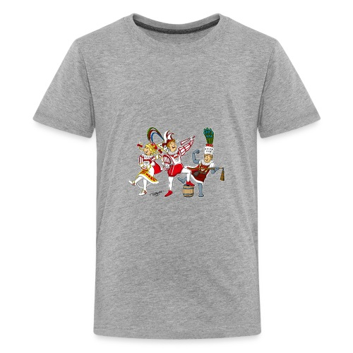 Köln Dreigestirn - Teenager Premium T-Shirt