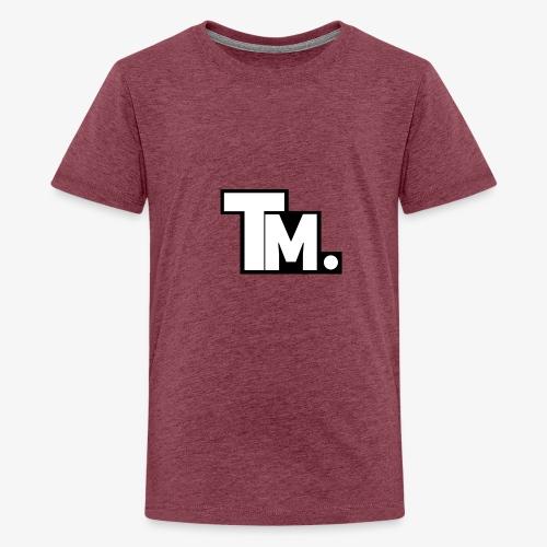 TM - TatyMaty Clothing - Teenage Premium T-Shirt