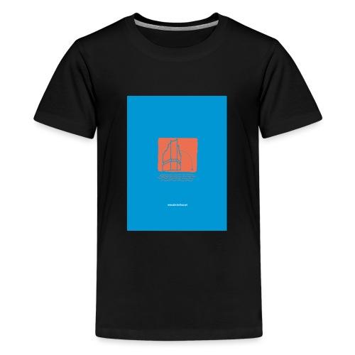 Alles-im-Fluss Handyhülle - Teenager Premium T-Shirt