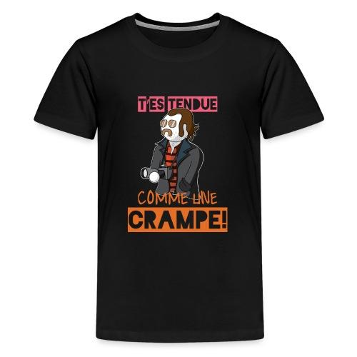 Claudy Faucan Dikkenek - T-shirt Premium Ado