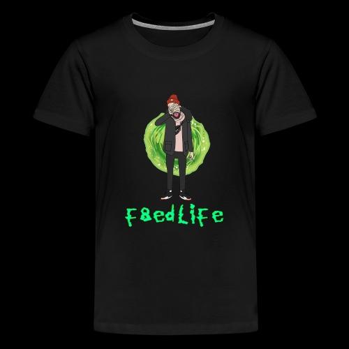 F8eD Life RM - Teenager Premium T-Shirt