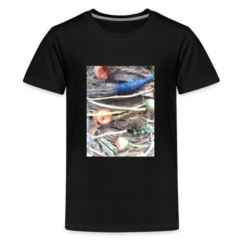frutas - Camiseta premium adolescente