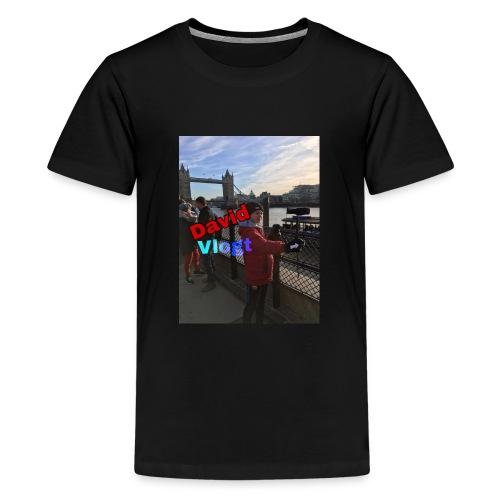 leuke kleding en leuke dingen die je kan gebruiken - Teenager Premium T-shirt