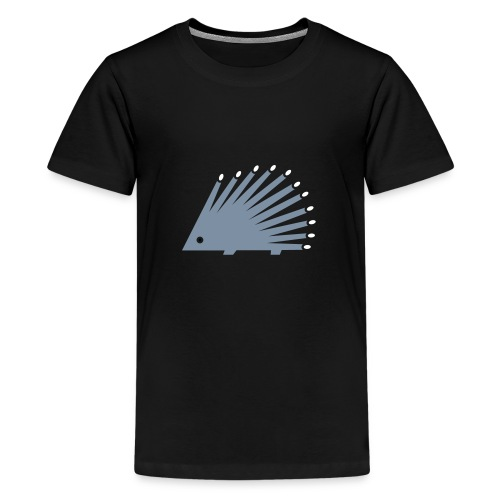 Hedgehog - Teenage Premium T-Shirt