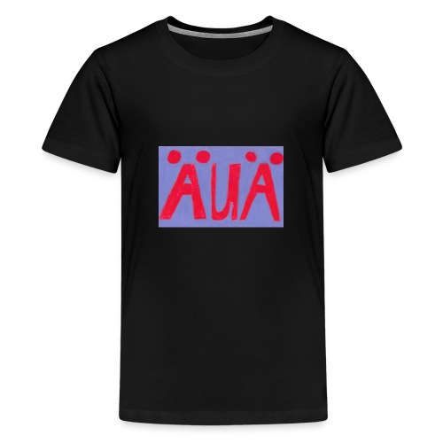 AeuAe - Teenager Premium T-Shirt