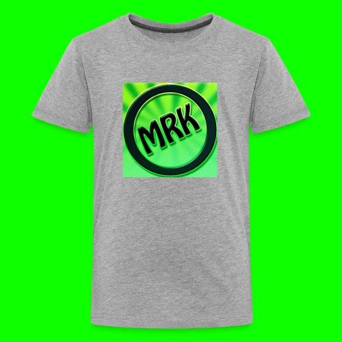 none - Camiseta premium adolescente