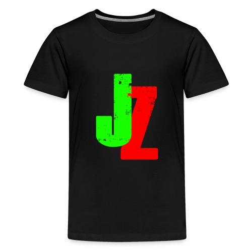 JZ-Merch - Teenager Premium T-Shirt